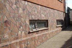 Портфолио-Облицовка натуральным камнем
