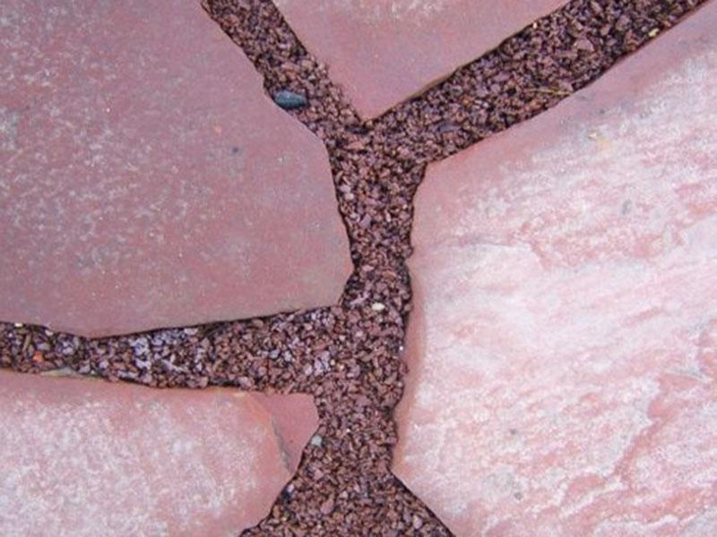 Шовный заполнитель из натурального камня