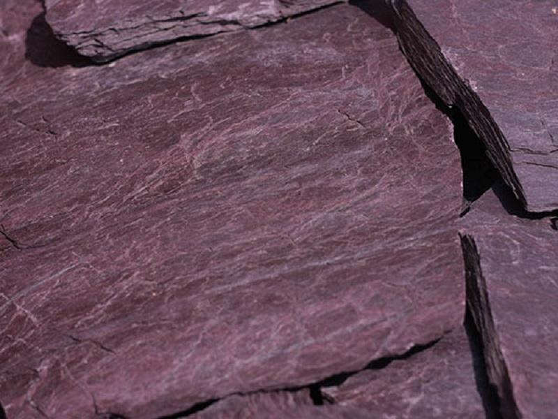 Сланец уральский фиолетовый