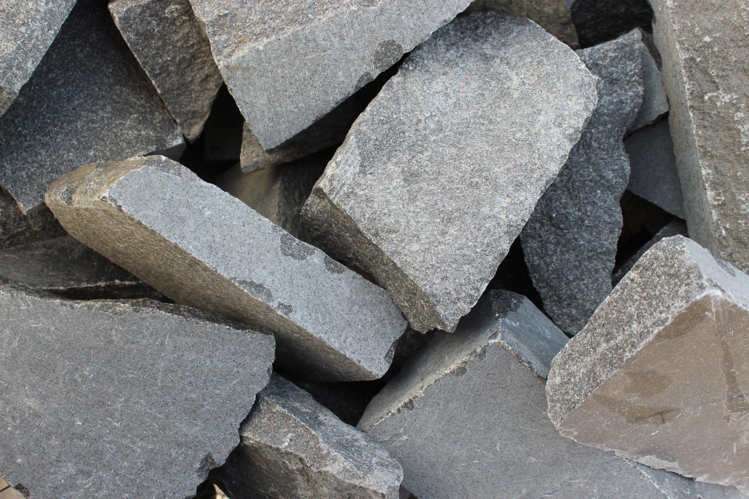 Камень габбро-диабаз колотый