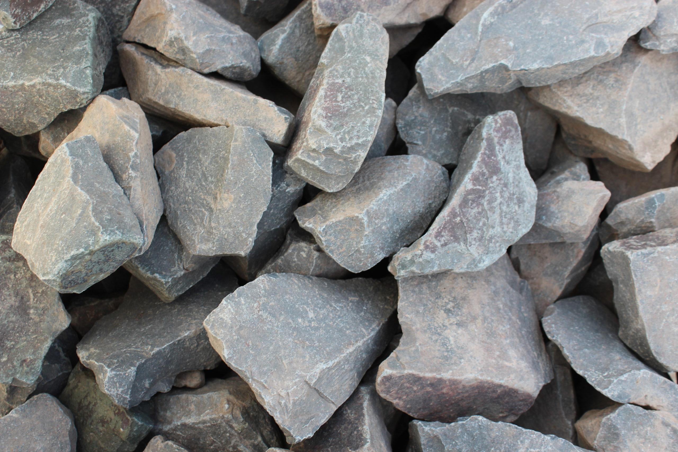 Камень порфирит колотый